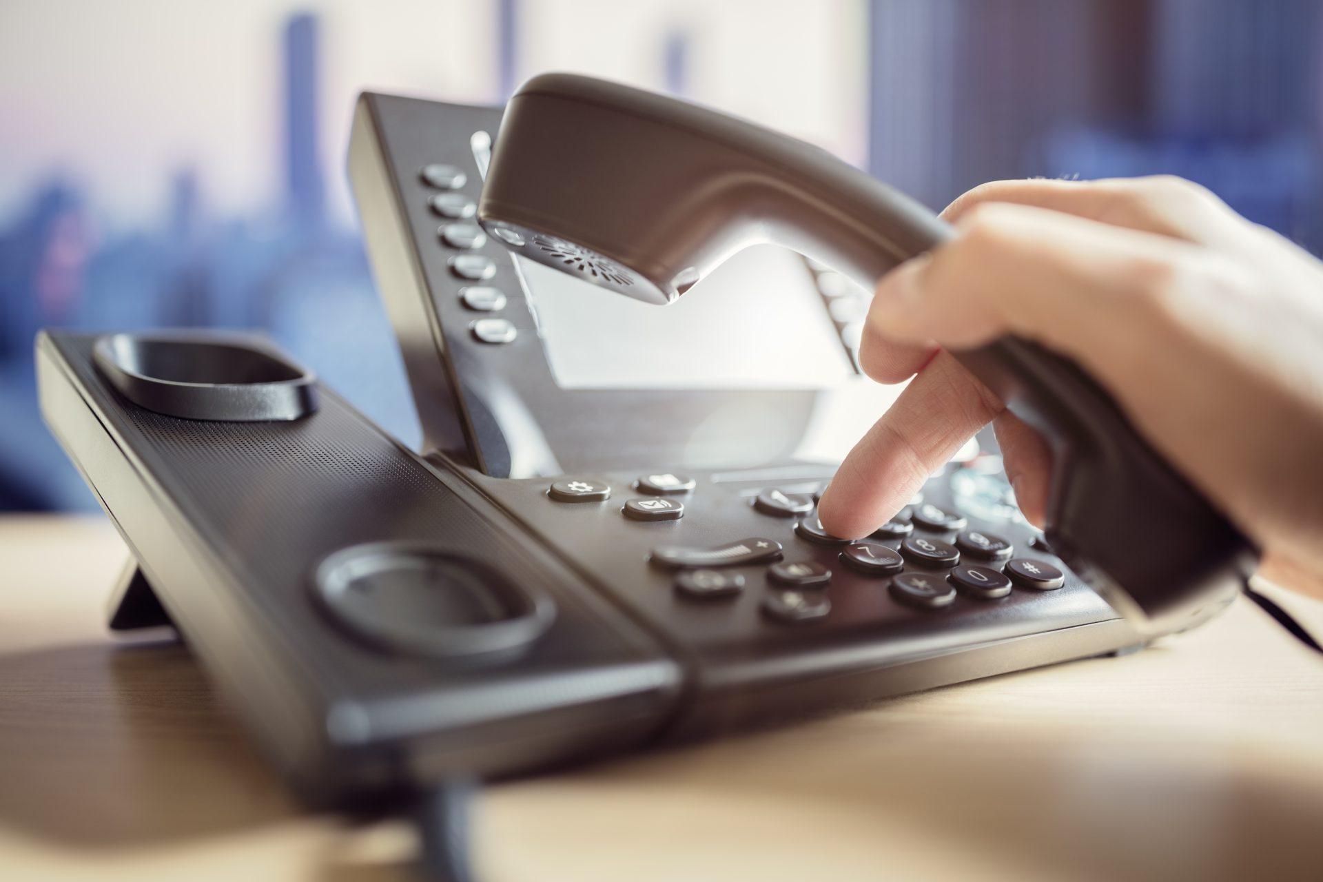 Marcar teléfono - Hospital Florencia